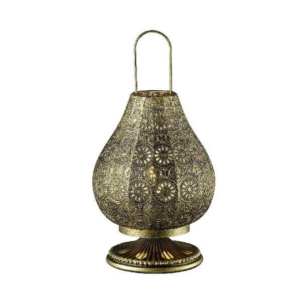 Stolová lampa Jasmin Brass