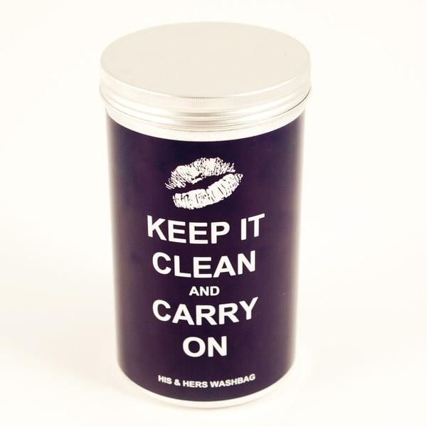Krabička KPZ Udržuj sa v čistote