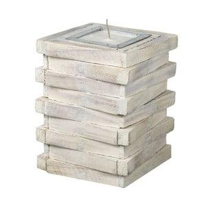 Sviečka Wood Stack
