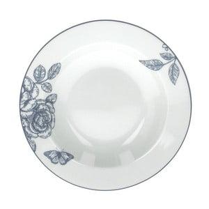 Hlboký tanier Tognana Blue Garden