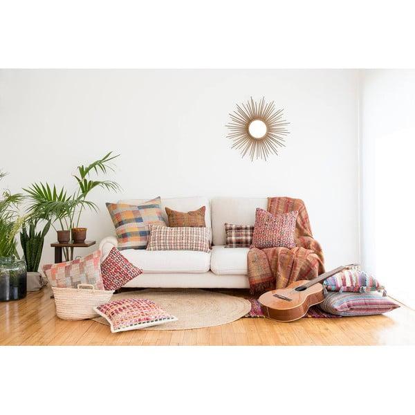 Obliečka na vankúš Mexicano Rosa, 45x45 cm