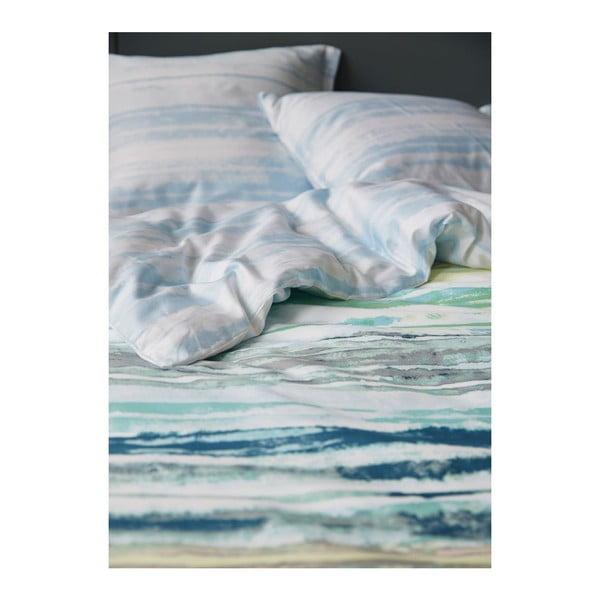Obliečky Essenza Daya Blue, 200x200 cm