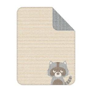 Detská deka Baby Cute, 75x100 cm