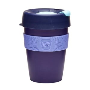 Cestovný hrnček s viečkom KeepCup Original Blueberry, 340 ml