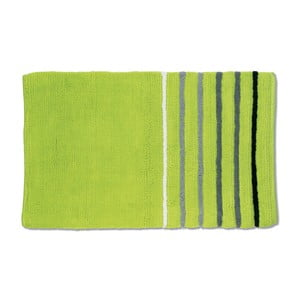 Kúpeľňová podložka Ladessa, zelená, 60x100 cm