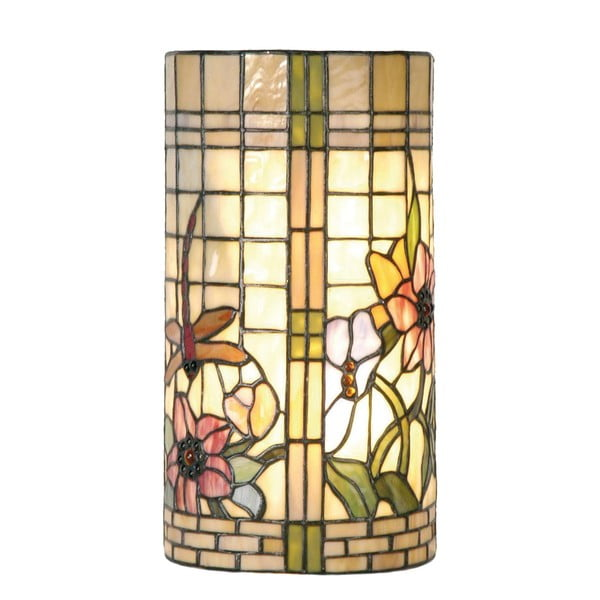 Tiffany nástenné svetlo Flowers