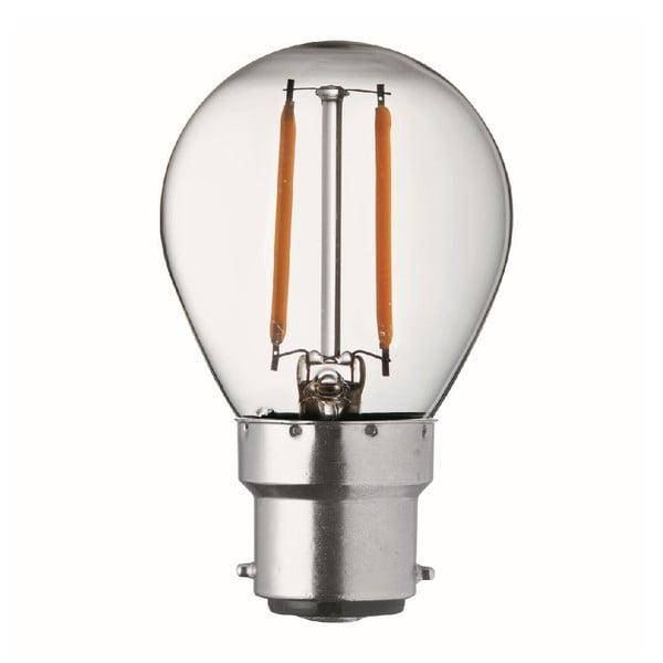 Set 10 žiaroviek Filament Golf B22 40W