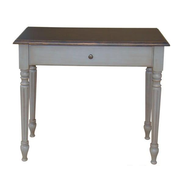 Odkladací stolík s 1 zásuvkou Belgique Grey