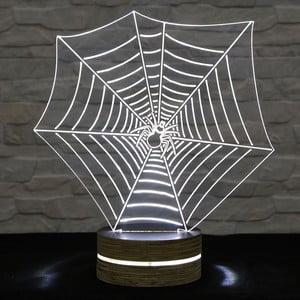 3D stolová lampa Spider