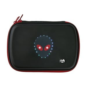 Čierny svietiaci peračník TINC GlowGo Alien