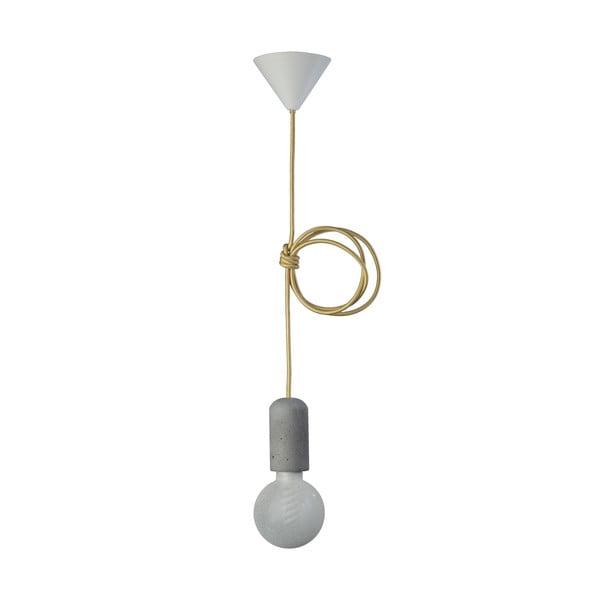 Zlaté svietidlo od Jakuba Velínského, 3 m