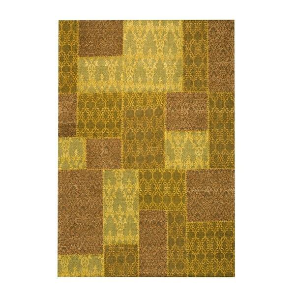 Koberec Patchwork 5 Yellow, 170x240 cm