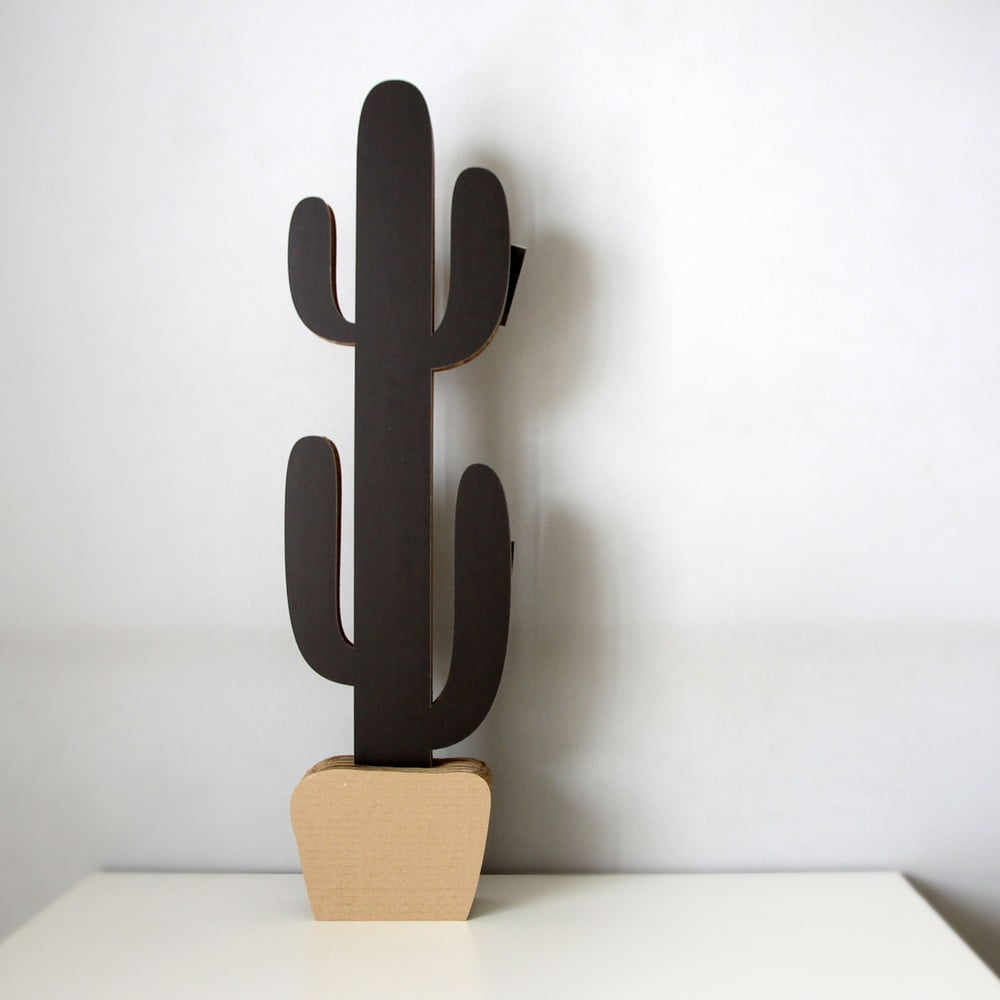 Dekoratívny kaktus na pripínanie Unlimited Design for kids, výška 70 cm
