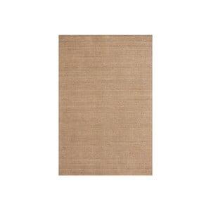 Vlnený koberec Millennium 60x110 cm, béžový