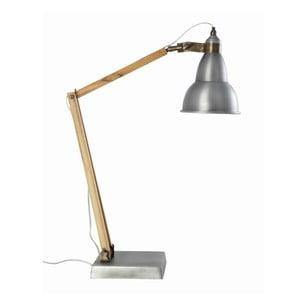 Stolná lampa Basic Grey