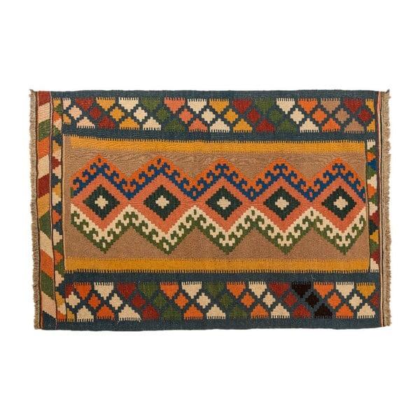 Ručne tkaný koberec Kilim 4, 161x102 cm