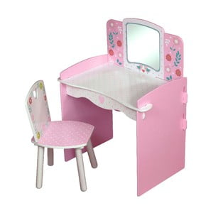 Detský stolík so stoličkou Country Cottage