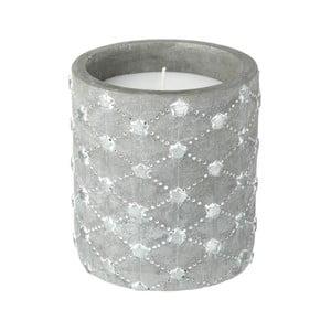 Sviečka so striebornými detailmi Parlane Star