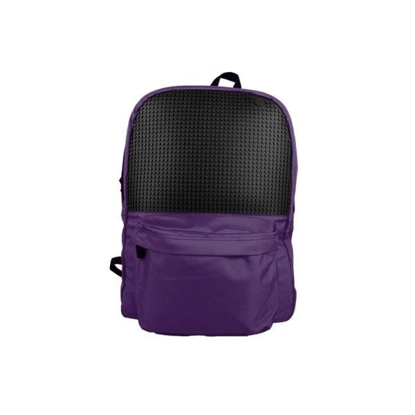 Batoh Pixelbag purple/black