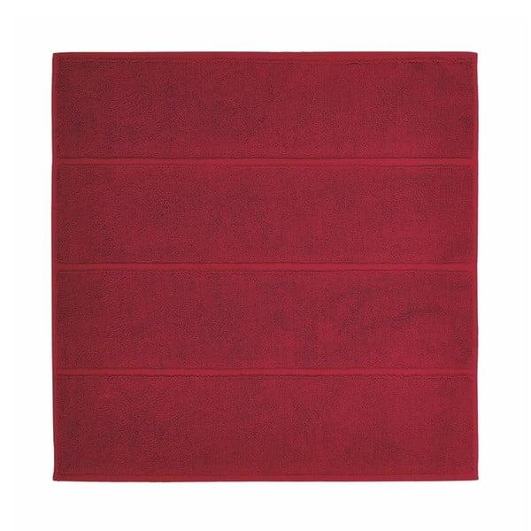 Kúpeľňová predložka Adagio Red, 60x60 cm