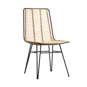 Ratanová stolička VICAL HOME Wallace