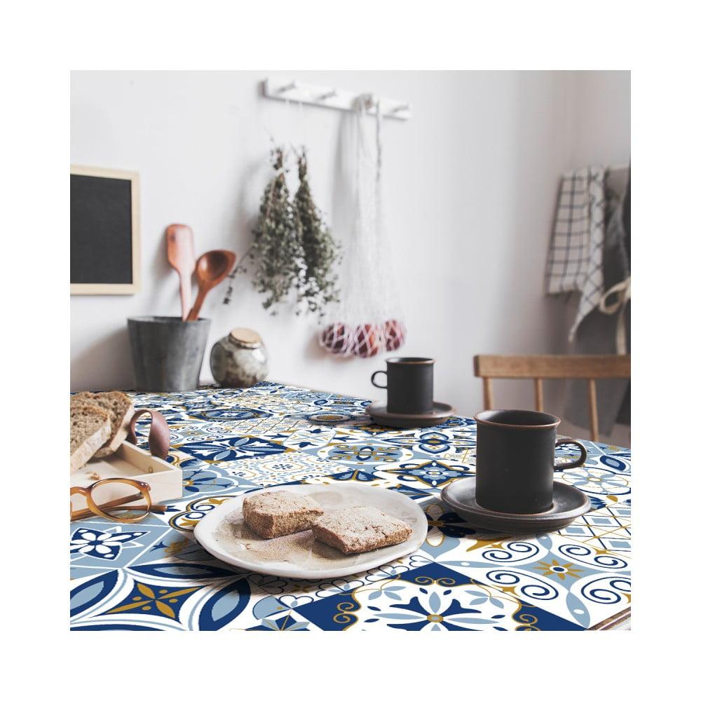 Sada 60 samolepiek na nábytok Ambiance Tiles Stickers For Furniture Tirana, 20 × 20 cm