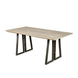Jedálenský stôl zmasívneho mangového dreva Woodjam Doyle