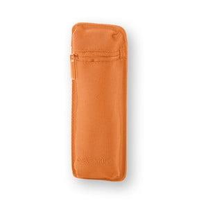 Peračník so suchým zipsom Moleskine, oranžový