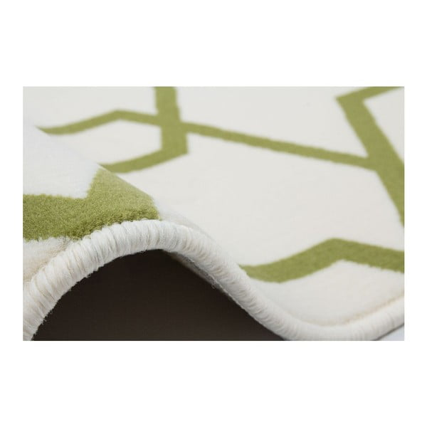 Koberec Stella 400 Ivory Green, 120x170 cm