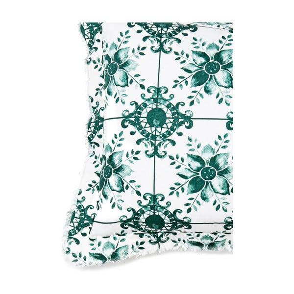 Vankúš CasaDiBassi Mosaik Green, 40×40cm