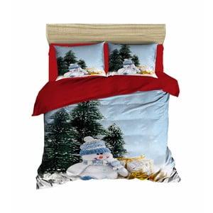 Vianočné obliečky na dvojlôžko Katy, 200×220 cm