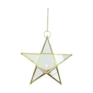 Závesný svietnik Star Brass