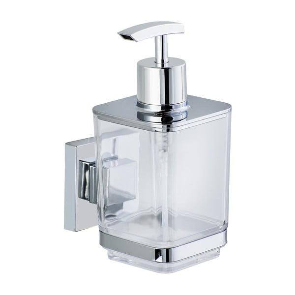 Dávkovač mydla bez nutnosti vŕtania Wenko Vacuum-Loc