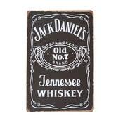 Ceduľa Jack Jennessee, 20x30 cm