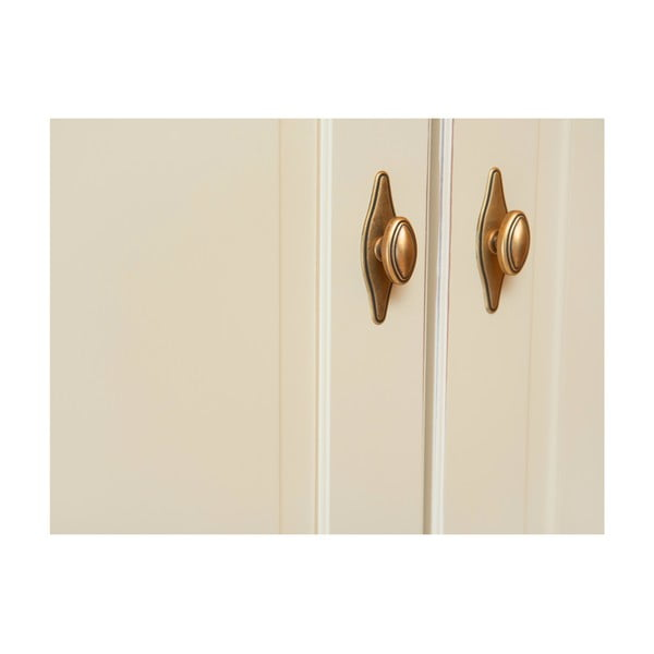 2-dverová šatníková skriňa KICOTI Classic