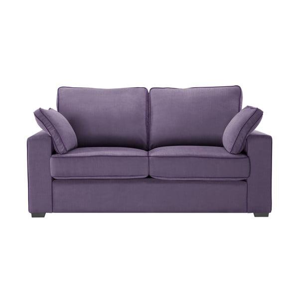 Dvojmiestna pohovka Jalouse Maison Serena, fialová