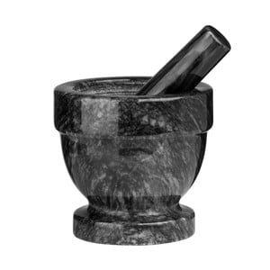 Mažiar z čierneho mramoru Premier Housewares