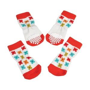 Ponožky pre psieho maznáčika Rex London Poppy, veľké