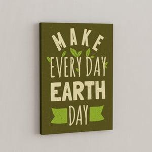 Obraz Deň Zeme, 50x70 cm