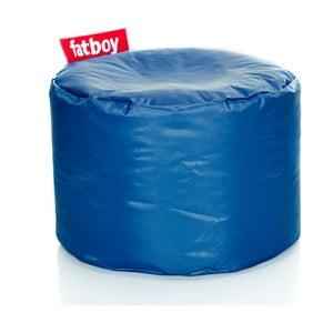 Modrý sedací vak Fatboy Point