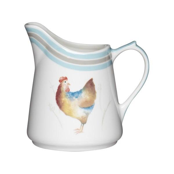 Keramická mliečenka Hen House