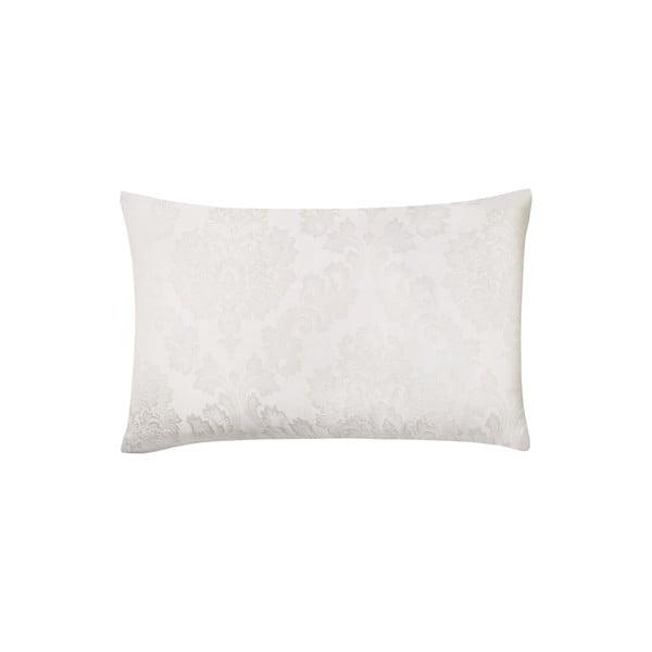 Obliečka na vankúš Jacquard White, 50x75 cm