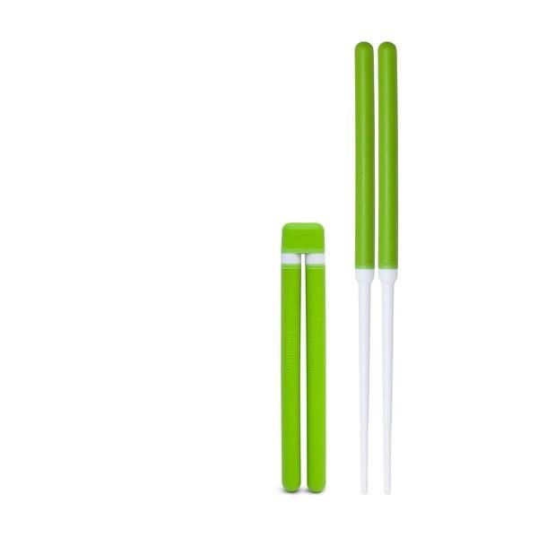 Zelené paličky na jedenie Monbento