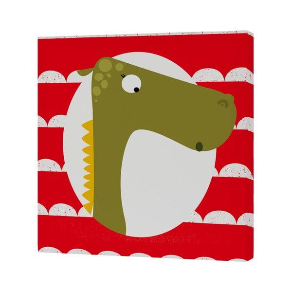Nástenný obrázok Dragon, 27x27 cm