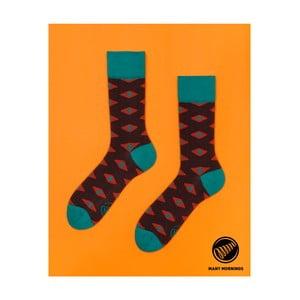 Ponožky Pumpkin Diamonds, veľ. 43/46