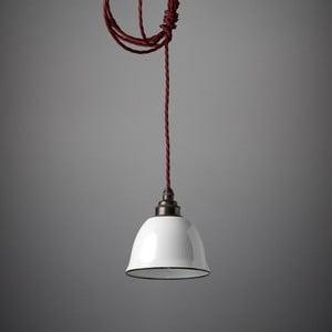 Závesné svetlo Miniature Bell White