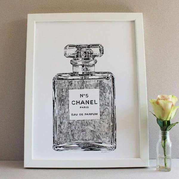 Plagát Perfume Bottle, 30x40 cm