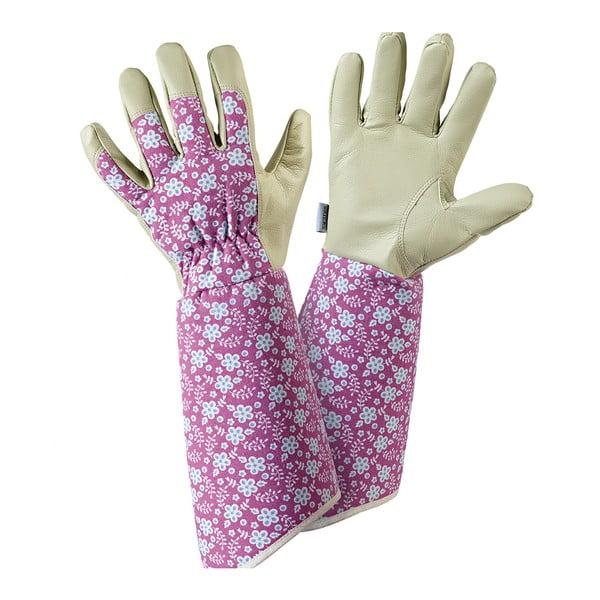 Dlhé záhradnícke rukavice Falling Flower
