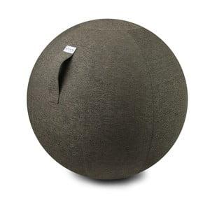 Sivobéžová lopta na sedenie VLUV 75cm, farba greige