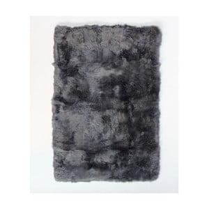 Kožušinový koberec Design Steel, 120x180cm